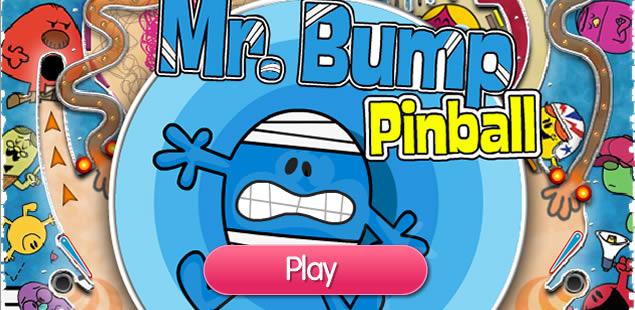 Pinball Mr. Bump