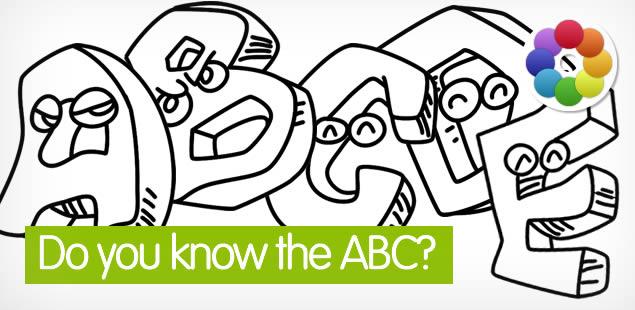 Dibujos ABC
